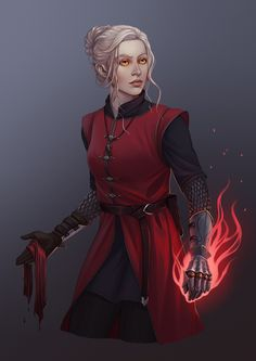 Fantasy Rpg, Medieval Fantasy, Fantasy Girl, Fantasy Artwork, Fantasy Character Design, Character Design Inspiration, Character Concept, Character Art, Dungeons And Dragons Characters