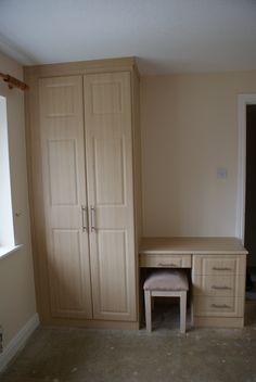 Elegant small bedroom space.  #bedroom #furniture #ideas #yorkshire