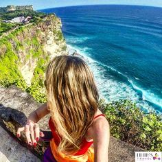 Marian tells us about her #Bali adventure  #LilithsTravel #LilithsTravelTribe #Tribe  @marian_ag Because when you stop and look around this life is pretty amazing!  #indonesiaparadise #uluwatu #travelpics #bali #landscape #travellife #travelers #travelblo