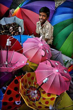 Wishing For Rain !!   Madurai, India