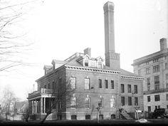 Old Flint Jail 1920's