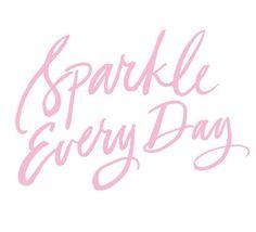 Sparkle Everyday – slmissglambeauty