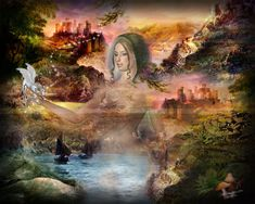"""Gaia is the name of the ancient Greek goddess of the Earth and ....... """"has maintained the Earth as a habitat for an increasing diversity of life for at least 3.6 billion years, a wonderful achieve..."""