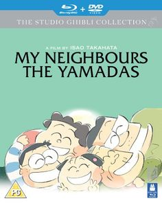 My Neighbours The Yamadas - Double Play (Blu-ray + DVD) Studio Ghibli http://www.amazon.co.uk/dp/B004OQJSFY/ref=cm_sw_r_pi_dp_HiTqwb1RBBG58
