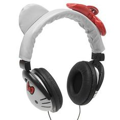 Character #headphones #hello #kitty,  View more on the LINK: http://www.zeppy.io/product/gb/2/121717320540/