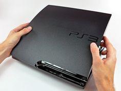 Как самому заменить жесткий диск на Sony Playstation 3 (PS3) Slim? / Игровые новости на hotplay.com.ua
