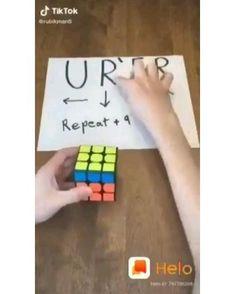 Amazing Life Hacks, Useful Life Hacks, Rubiks Cube Patterns, Solving A Rubix Cube, Instruções Origami, Cool Paper Crafts, Everyday Hacks, Diy Crystals, Diy Crafts Hacks
