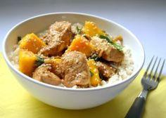 Fotografie článku: Recept na kuře s mangem krok za krokem