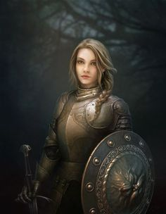RPG Female Character Portraits