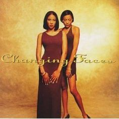 Changing Faces was an American female R&B duo that was popular from 1993 until and reunited The group consisted of members Cassandra Lucas and Charisse Rose. Changing Faces' eponymous debut was released in 1994 and went gold. Soul Music, Music Is Life, My Music, Music Mix, Neo Soul, R&b Artists, Music Artists, Black Artists, Nirvana