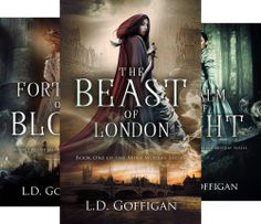 Mina Murray (3 Book Series) by L.D. Goffigan