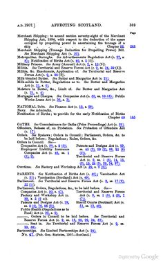 The Territorial and Reserve Forces Act of 1907  (The text of the act begins at page 28)