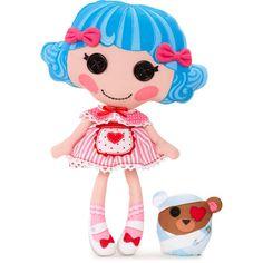 Lalaloopsy Soft Doll, Rosy Bumps 'N' Bruises