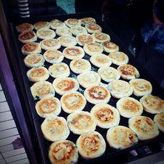 scallion pancakes | Taiwanese Food