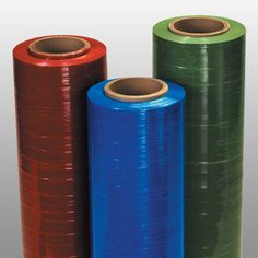 Color Stretch Wrap - 18 x 1500 x 4 rls/cs Hand Wrap Cast Dark Blue Stretch Film, Shrink Film, Shipping Supplies, Hand Wrap, Stretches, It Cast, Hands, Color, Packaging