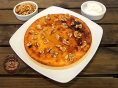 Un postre fácil pero riquísimo: Torta de ricotta nueces y miel Sencilla receta casera paso a paso, incluye video. #golosolandia http://www.golosolandia.com/2015/09/torta-de-ricotta-nueces-y-miel.html
