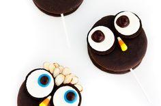 Moon Pie Owl Pops — Punchfork