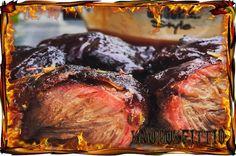 Smoked Pork Cheeks   Savustetut possun posket