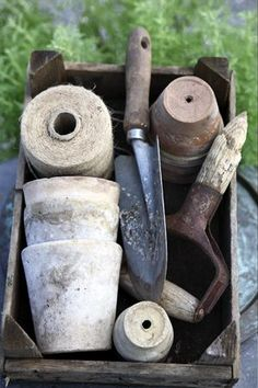 8 Thriving Clever Hacks: Garden Tool Crafts Thoughts garden tool shed backyards.Garden Tool Organization How To Make vintage garden tool sheds. Garden Tool Shed, Garden Tool Storage, Garden Pots, Diy Storage, Outdoor Storage, Garden Sheds, Food Storage, Smart Storage, Garden Bar