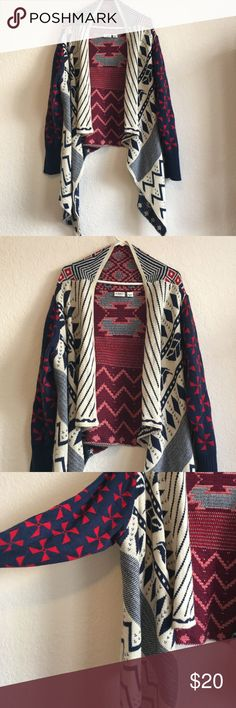 Knit Cardigan Cato Plus Size This cardigan sweater will keep you warm all winter. Great condition! Long sleeves and THICK knit. I can't even tell you how many compliments I get from friends when I wear this STUNNER. Plus size! Cato Sweaters Cardigans