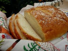 come-se: Pão infalível