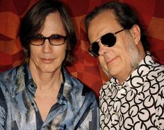 Mr. Jackson Browne and Mr. David Lindley