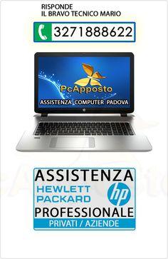 Centro asistenza notebook notebook HP per privati ed aziende. Lavoro eseguito a regola d'arte preceduto da preventivo. Il Bravo Tecnico Mario