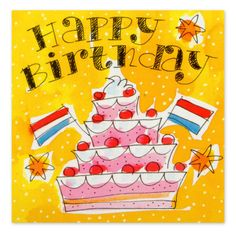 ┌iiiii┐ Happy Birthday Wishes