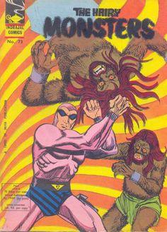 Indrajal Comics, Phantom Comics, Horror Monsters, Comic Covers, Yearbooks, Hero, Fantasy, Cartoon, Comic Book