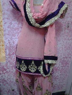 Dusty Pink Suit