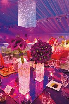 Lovely pink decor
