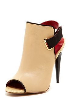 Hana Peep Toe High Heel