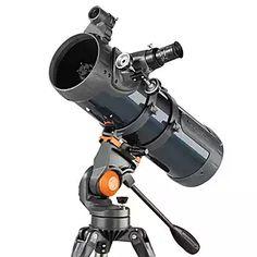 美國Celestron星特朗AstroMaster 114AZ牛頓反射式天文望遠鏡專業 ¥1050.00 國慶出遊價