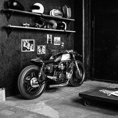 LIFESTYLE perfect style for a perfect man! #caferacer #lifestyle #life #house #biltwell #helmet #style #design #passion #man #realman