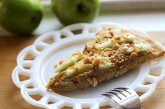 Pampered Chef's Caramel Apple Pizza.  omg this was so good! Loved the chewy cookie crust with the crispiness of the apple