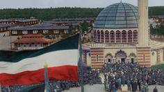 Wünsdorf: Halbmond über Brandenburg