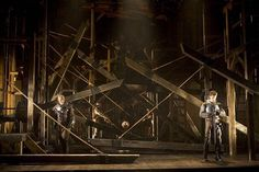 """Henry V"" Set Design by Tony Cisek"