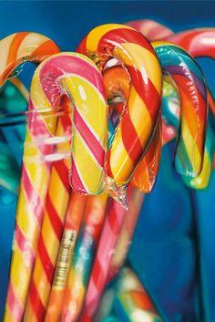 Sarah Graham. Candy Canes, 2011