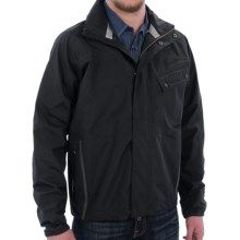 Barbour International Mentone Jacket - Waterproof (For Men) in Black - Closeouts
