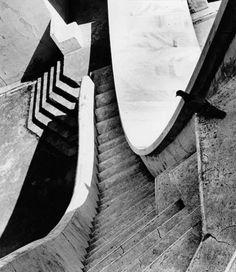 Observatoires de Jaïpur, © 1955, Lucien Hervé LUCIEN HERVÉ ⎥ ARCHITECTURE ANCIENNE