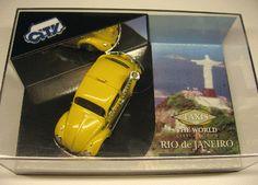 miniaturas - Táxi: Volkswagen 1200 Beetle - Taxis of The World -  Min...