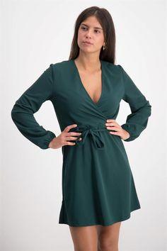 Jacqueline de Yong JDYLAUREN L/S BELT DRESS JRS 15161158