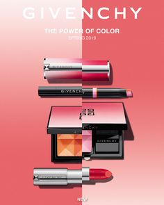 Givenchy Power of Color Spring 2019 Prisme Blush, Powder Blush Duo in Limited Edition Shades & Packaging | Neiman Marcus