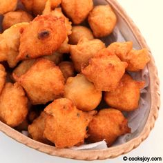 Bonda (South Indian Snack)
