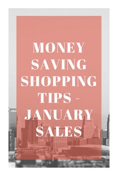 Here are some tips on what to buy in the January sales