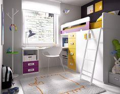 Cia camerette ~ Cameretta k08 camerette dielle teenagers bedrooms pinterest