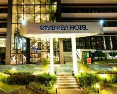 Cambirela Hotel em Florianópolis.