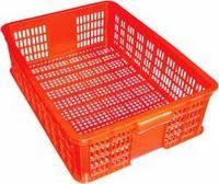 thùng nhựa rỗng 610x420x100 hs-009