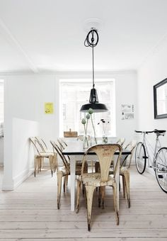 + #dining #style_mix #floorboards