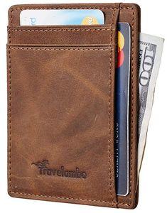 f326ee2ffe32 215 Best Men's Leather Wallet images in 2019 | Wallet, Leather ...
